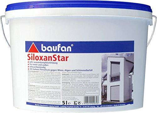 Baufan SiloxanStar - Gewicht: 5,0 l