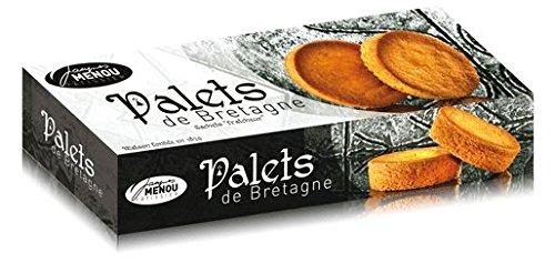 Palets de Bretagne, dickes französisches Gebäck, Palets Bretons, 120g