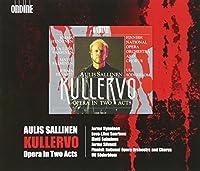 アウリス・サッリネン:歌劇「クレルヴォ」[3CDs]