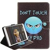 Billionn iPad Mini 1 / iPad Mini 2 / iPad Mini 3 Étui Housse [avec écouteur Gratuit] PU Cuir Case...