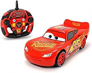 Dickie Cars 3 Remote Control Feature McQueen Car