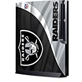 Skinit Decal Gaming Skin Compatible with Playstation 3 & PS3 Slim - Officially Licensed NFL Las Vegas Raiders Design