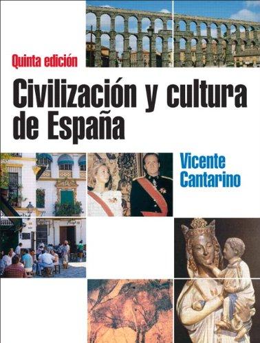 Civilizacion y cultura de España (5th Edition) (Spanish Edition)