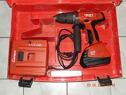 POWERY Batteria per smerigliatrice angolare Hilti AG 125-A22