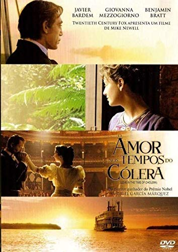 O Amor nos Tempos do Cólera - ( Love In the of Cholera ) Mike Newell
