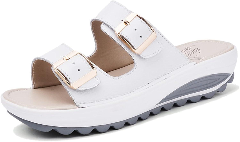 Nedons Women's Platform Sandles Summer Fashion Outdoor Sandals