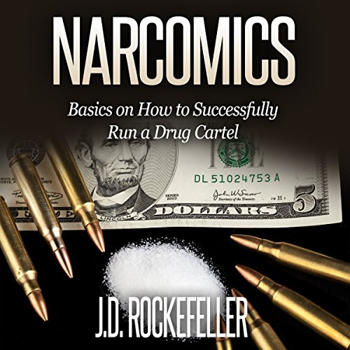 Narcomics audiobook cover art