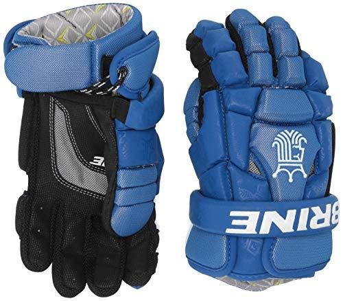 Brine King Superlight Lacrosse Glove, Royal, 13-Inch