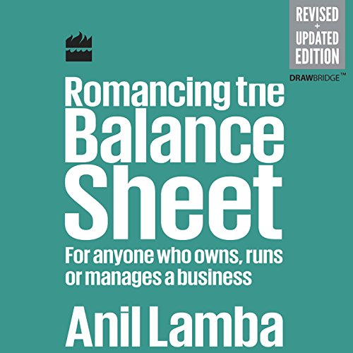 Romancing the Balance Sheet cover art