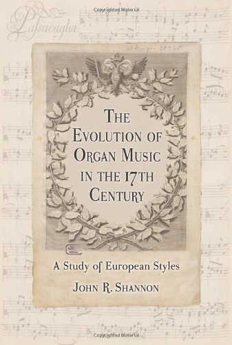 The Evolution of Organ Music in the 17th Century: A Study of European Styles (English Edition)
