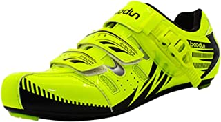 autorización Calzado de Ciclismo para Adultos Adultos Adultos Zapatillas Antideslizantes para Exteriores de otoo e Invierno para Hombre Zapatillas de Bicicleta de Carretera Calzado de Ciclismo Transpirable  descuento de ventas