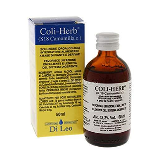Laboratorio Erboristico Di Leo Coli Herb S18, Camomilla - 50 g