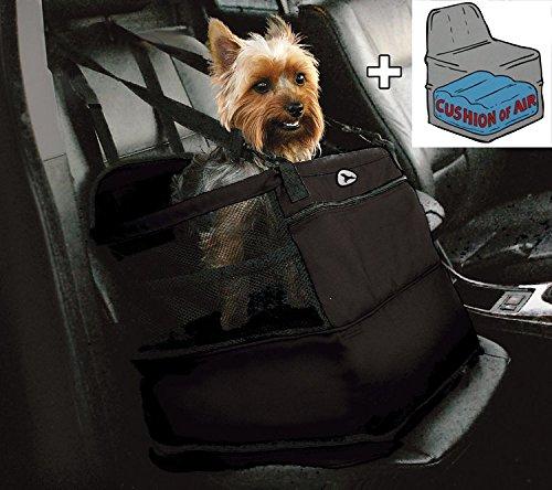 Doxtasy Booster Autositz für kleine Hunde bis
