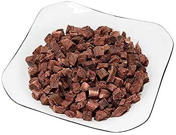 Friandises Chiens, friandise Chat avec 100% de Thon, friandises crues au Poisson Naturel pour Chiens et Chats sans céréales, sans Gluten et sans Lactose. (Thon, 100g)