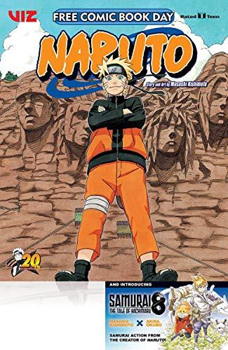 Naruto/Samurai 8 FCBD 2020
