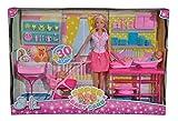 Simba 105733212 Steffi Love Super Baby Care Accessoire pour poupée