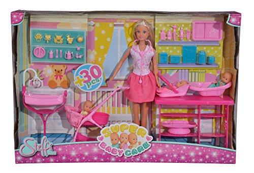 Simba 105733212 Steffi Love Super Baby Care Accesorio para m