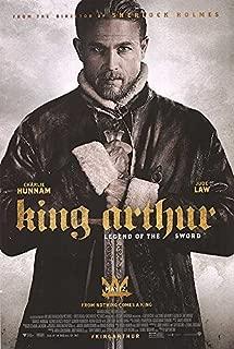king arthur 2017 movie poster