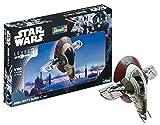 Revell Star Wars Boba Fetts Slave I, Kit modele, Escala 1:160 (03610)
