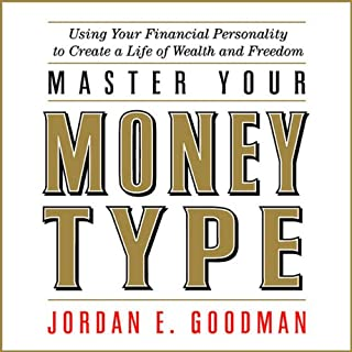 Master Your Money Type audiobook cover art