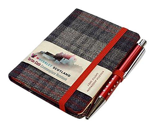 Price comparison product image Castle Grey Tartan Scottish Notebook