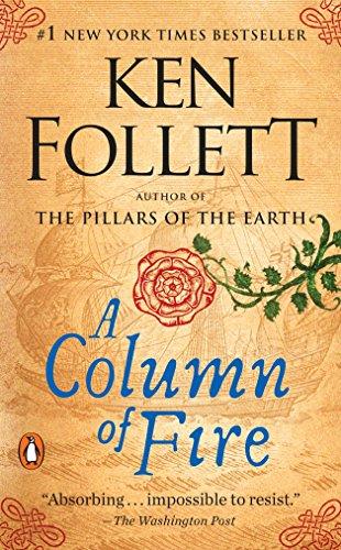 A Column of Fire: A Novel (Kingsbridge, Band 3)
