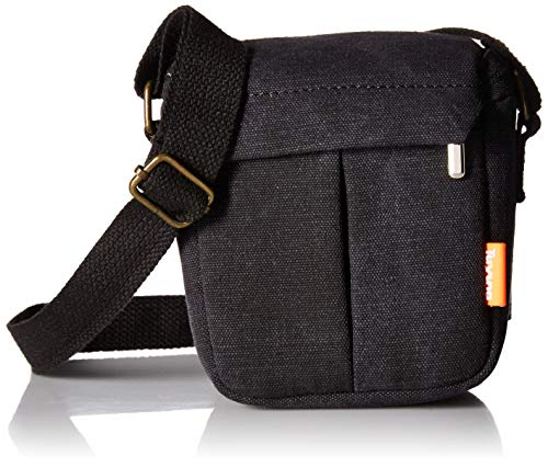 zdMoon Gray Camera case bag Canvas for Sony A5000 A5100 A6000 NEX-5T 5R NEX-7 NEX-6
