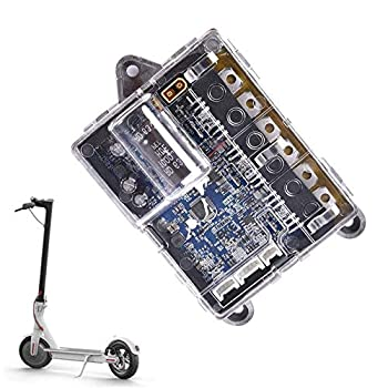 Main Original Controller Board Replacement for Mijia M365/M365 Pro Electric Scooter Mainboard Dashboard Controller Replacement Parts Skateboard Controller Panel Circuit Board E-scooter bearable.