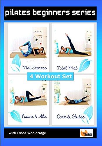 Barlates Body Blitz Pilates Beginners Series 4 Workout DVD