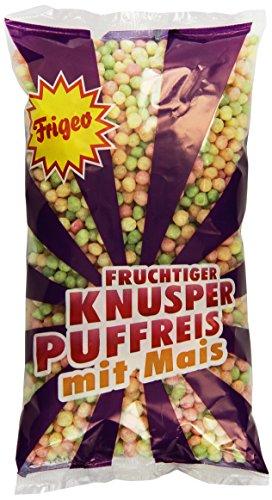 Frigeo Knusper-Puffreis, 20er Pack (20 x 80 g Beutel)