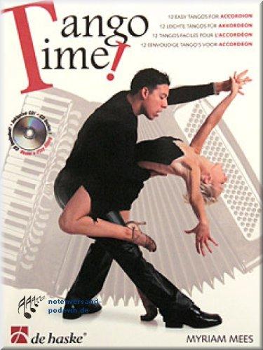 Tango Time! - Akkordeon Noten [Musiknoten]