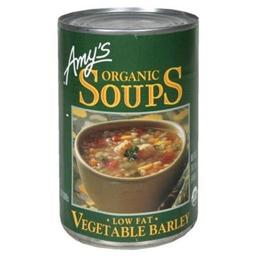 Special price New product! New type Amys Soup Vgtble Org Barley