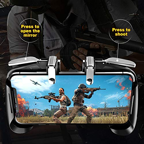 PUBG mobiele trigger free fire telefoon gamepad joystick voor xiaomi iphone samsung game gaming controller Call of Duty joystick