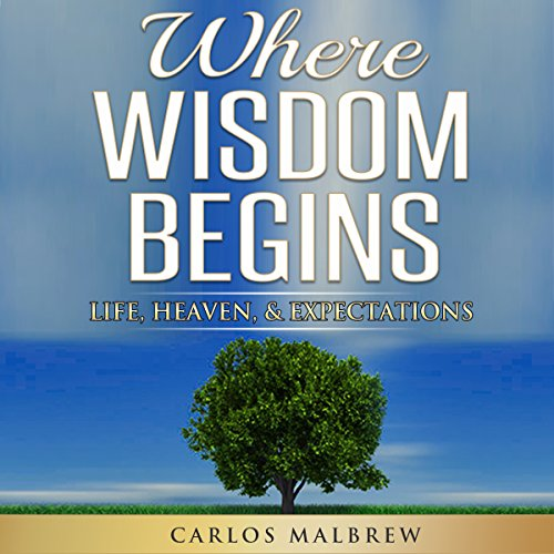 Where Wisdom Begins audiobook cover art