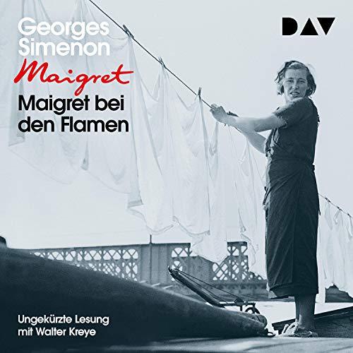 Maigret bei den Flamen cover art