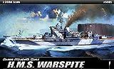 1/350 H.M.S. WARSPITE ACADEMY 14105 -
