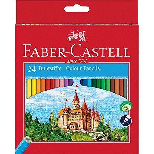 Faber-Castell -   111224 - Farbstifte