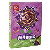 Kit APLI Kids Mosaico Goma EVA Primavera