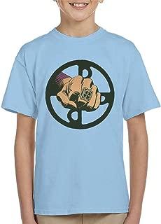 Comics Kingdom The Phantom Punch Ring Kid's T-Shirt