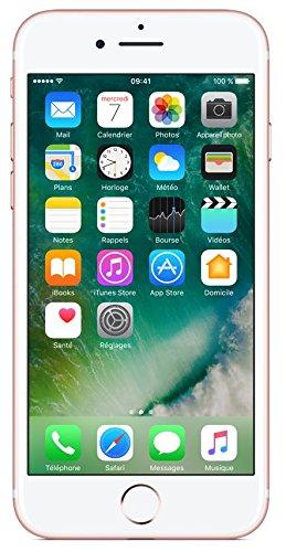 Apple iPhone 7 - Smartphone de 32 GB Color Rosa (Reacondicionado)