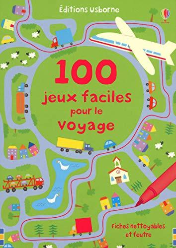 100 jeux façiles pour le voyage