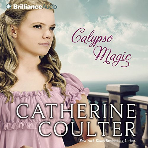 Calypso Magic audiobook cover art