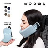 Usleep Travel Pillow - Trip is 50% more Comfortable Than any Other Classical Travel Pillow Due to Innovational...