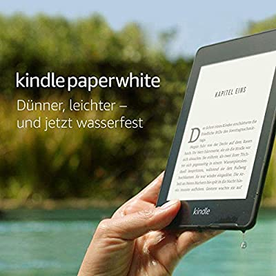 Kindle Paperwhite ? Now