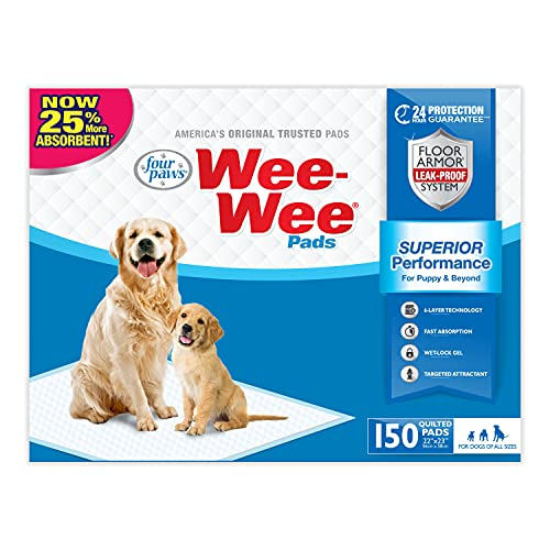 tapetes absorbentes para perros fabricante Four Paws