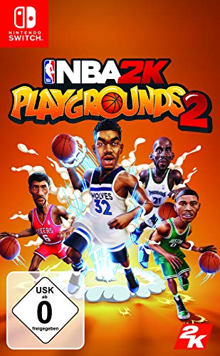NBA 2K Playgrounds 2 - [USK] - Nintendo Switch [ ] [Importación alemana]