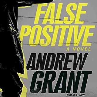 False Positive audiobook cover art