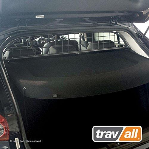Travall® Guard Hundegitter TDG1456 - Maßgeschneidertes Trenngitter in Original Qualität