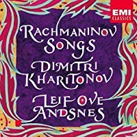 Songs by Rachmaninoff