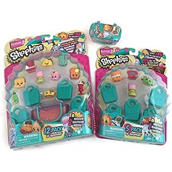 Shopkins Season 3 Bundle of 3 Items: includes   Shopkin.Toys - Image 1